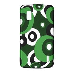 Green pattern LG Nexus 4
