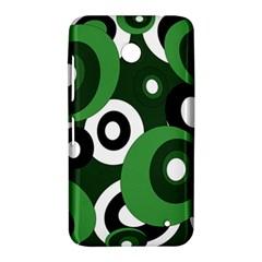 Green pattern Nokia Lumia 630