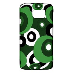 Green Pattern Galaxy S6