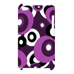 Purple pattern Apple iPod Touch 4