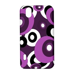 Purple pattern LG Optimus P970