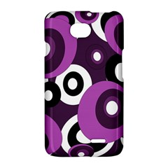 Purple pattern LG Optimus L70