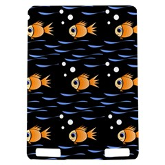 Fish pattern Kindle Touch 3G