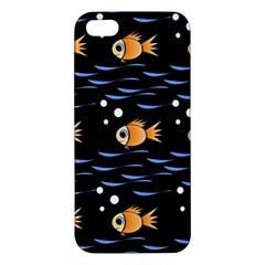 Fish pattern Apple iPhone 5 Premium Hardshell Case