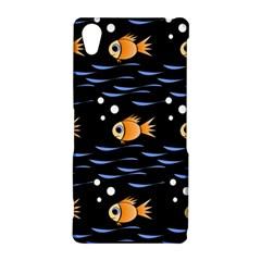 Fish pattern Sony Xperia Z2