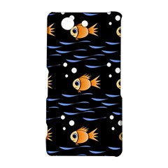 Fish pattern Sony Xperia Z3 Compact