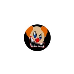 Evil clown 1  Mini Buttons