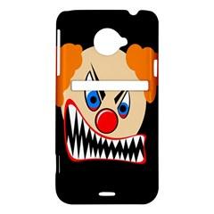 Evil clown HTC Evo 4G LTE Hardshell Case