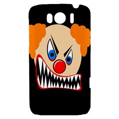 Evil clown HTC Sensation XL Hardshell Case