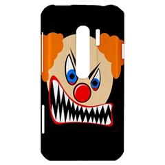 Evil clown HTC Evo 3D Hardshell Case