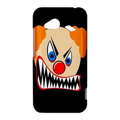 Evil clown HTC Droid Incredible 4G LTE Hardshell Case
