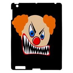 Evil clown Apple iPad 3/4 Hardshell Case