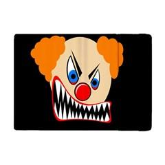 Evil clown Apple iPad Mini Flip Case