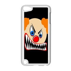 Evil clown Apple iPod Touch 5 Case (White)