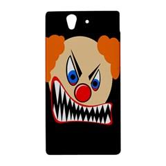 Evil clown Sony Xperia Z