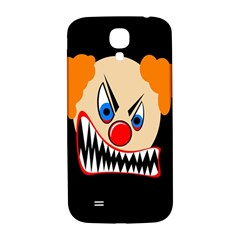 Evil clown Samsung Galaxy S4 I9500/I9505  Hardshell Back Case