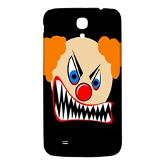 Evil clown Samsung Galaxy Mega I9200 Hardshell Back Case