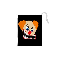 Evil Clown Drawstring Pouches (xs)