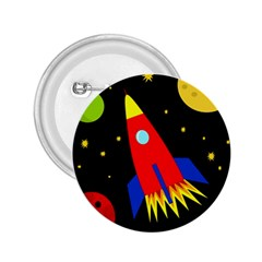 Spaceship 2.25  Buttons