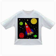Spaceship Infant/Toddler T-Shirts