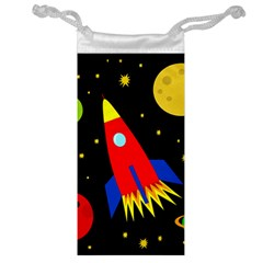 Spaceship Jewelry Bags