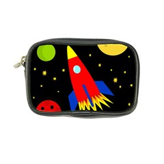Spaceship Coin Purse