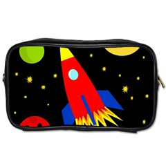 Spaceship Toiletries Bags 2-Side