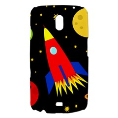 Spaceship Samsung Galaxy Nexus i9250 Hardshell Case