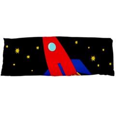 Spaceship Body Pillow Case Dakimakura (Two Sides)