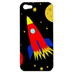 Spaceship Apple iPhone 5 Hardshell Case
