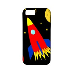Spaceship Apple iPhone 5 Classic Hardshell Case (PC+Silicone)