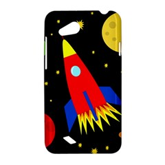 Spaceship HTC Desire VC (T328D) Hardshell Case