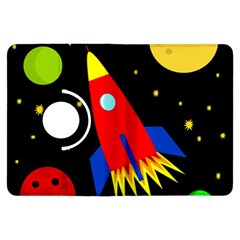 Spaceship Kindle Fire HDX Flip 360 Case