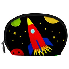 Spaceship Accessory Pouches (Large)