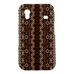 African Style Vector Pattern Samsung Galaxy Ace S5830 Hardshell Case