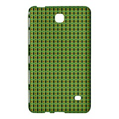 Mod Green Orange Pattern Samsung Galaxy Tab 4 (7 ) Hardshell Case
