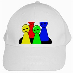 Don t get angry White Cap