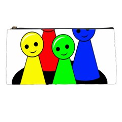 Don t get angry Pencil Cases