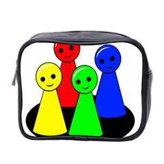 Don t get angry Mini Toiletries Bag 2-Side