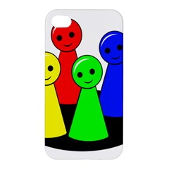 Don t get angry Apple iPhone 4/4S Hardshell Case