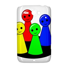 Don t get angry HTC ChaCha / HTC Status Hardshell Case