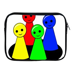 Don t get angry Apple iPad 2/3/4 Zipper Cases