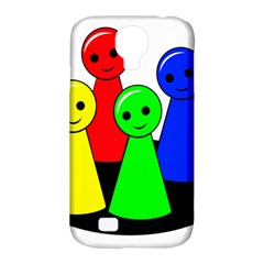 Don t get angry Samsung Galaxy S4 Classic Hardshell Case (PC+Silicone)