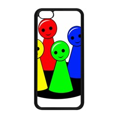 Don t get angry Apple iPhone 5C Seamless Case (Black)
