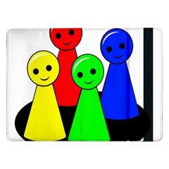 Don t get angry Samsung Galaxy Tab Pro 12.2  Flip Case
