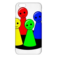 Don t get angry iPhone 6 Plus/6S Plus TPU Case