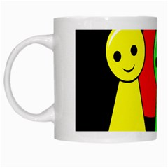 Don t Get Angry White Mugs