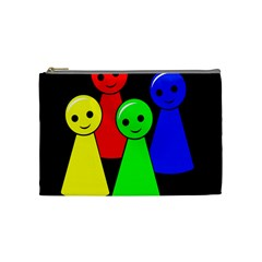 Don t get angry Cosmetic Bag (Medium)
