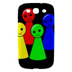 Don t get angry Samsung Galaxy S III Hardshell Case