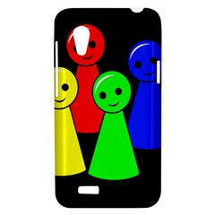 Don t get angry HTC Desire VT (T328T) Hardshell Case